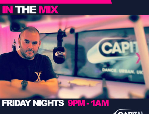 Capital Xtra Friday Mix Show – Now Longer!