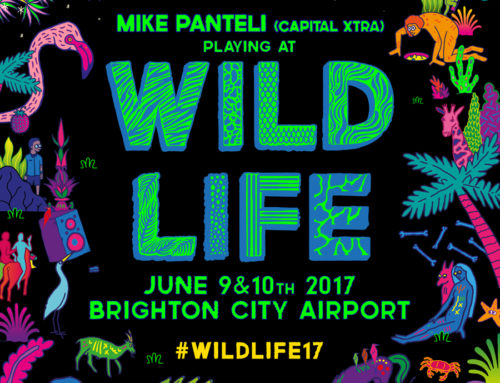 I'm returning to Wildlife Festival 2017!